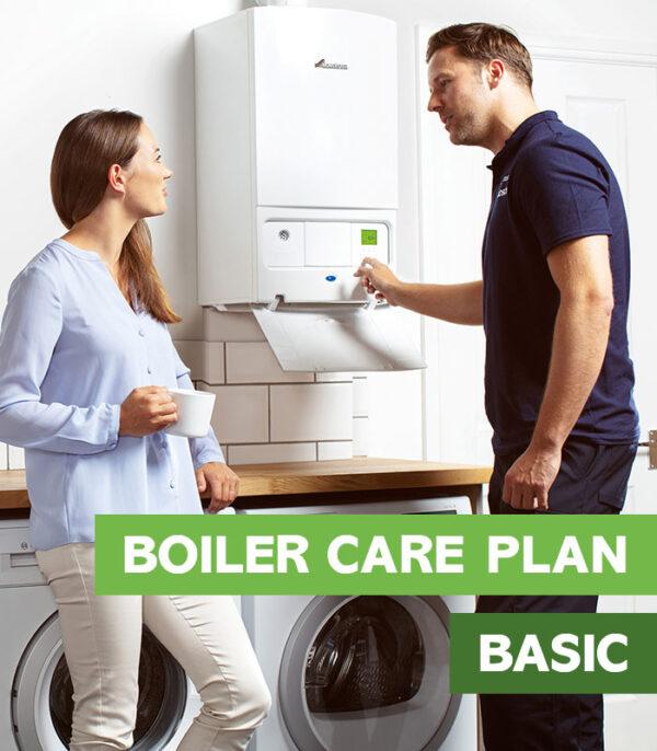 Boiler Care Plan Basic